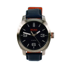 Hugo Boss Blue Leather Watch Cape Town 1513410