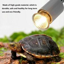 75W UVA+UVB Heat Emitter Lamp Bulb Light Heater Pet Reptile Turtle Brooder