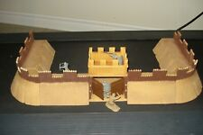 Roman Marching Fort / Camp Stockade 60mm scale by TSSD for Romans vs Barbarians