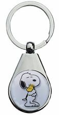 Snoopy und Peanuts Woodstock Schlüsselring Birne Stil Form