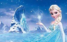 Elsa - Frozen cross stitch pattern
