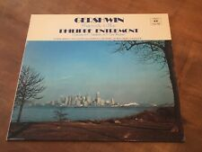 Gershwin Rhapsody in Blue PHILIPPE ENTREMONT CONCERT HALL TURICAPHON LP SMS-2814