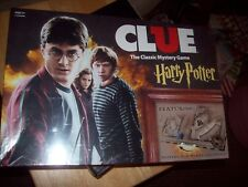 Clue Harry Potter 2016 Edition Board Game New Factory Sealed FREE SHIPPING