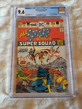 All-Star Comics 58 CGC 9.6! 1st app of Power Girl (Kara Zor-L). Solid book.