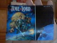 time lord nes manual good conditions read details!!
