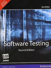 Software Testing by Ron Patton (2005, Paperback, Revised)