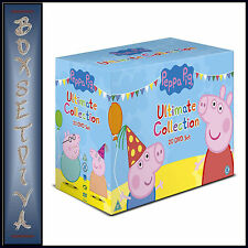 PEPPA PIG - ULTIMATE COLLECTION DVD BOXSET - 20 DVDS **BRAND NEW DVD BOXSET ***