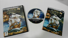 PORT ROYALE 2 IMPERIO Y PIRATAS JUEGO PARA PC DVD-ROM ESPAÑOL FX INTERACTIVE AM