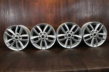 Original MINI Felgensatz 17 Zoll Double Spoke R124 Countryman R60 Paceman R61