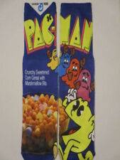 PAC-MAN 80's cereal socks BUY any 3 GET 4TH PAIR FREE pop culture novelty