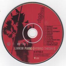 "Linkin Park ""Hybrid Theory"" © 2000 CD good cond. all tracks Verified +BONUS"