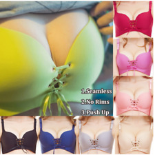 Women Seamless Bra Bandage Cleavage Adjustable Bra Full Cleavage Bras Lingerie