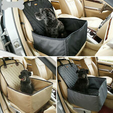 Waterproof Pet Dog Car Seat Cover Safe Basket Protector Mat Travel Carrier Bag