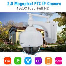 4XZOOM PTZ 1080P 2MP Wifi K CCTV IR Dome IP Kamera IP66 TF/SD Wasserdicht