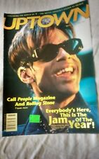 PRINCE UPTOWN  MAGAZINE   ISSUE #  31 GREAT CONDITION