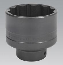 Impacto Socket 65mm 12 punto Bi-Hex Doble Corte Socket Disco De 3/4-Tránsito