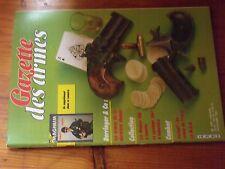 $$$ Revue Gazette des armes N°147 Derringer & CoMauser 98k lunetteArmes IRA