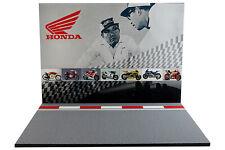 Diorama Honda Motorcycle - 1/12ème - #12-2-E-E-001