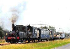 Chemin de fer touristique, Sarthe, Bonnetable, Locomotive vapeur Corpet-Louvet