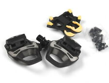 105 PD-5800 Bicycle pedal Road bike Clipless Pedals Float cleats SPD SL Black