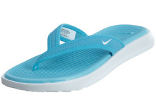 Nike ULTRA CELSO THONG, 882698-401  Womens CHLORINE BLUE/WHITE-WHITE