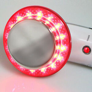 Ultrasonic Photon EMS ION Led Lights Ultrasound Skin Firming Weight Loss Machine