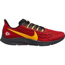 New NFL 2020 Kansas City Chiefs Nike Air Zoom Pegasus 36 Running Training Shoes