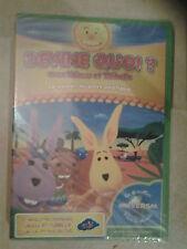 27893//DEVINE QUOI AVEC TIJINOU ET TIJIBELLE LE SECRET DU PAYS EXOTIQUE DVD NEUF