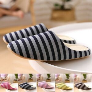 Shoes Men Slip On Slippers Soft Warm Winter 1 Pair Accessories Comfortable