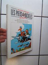 PELLOS / INTEGRALE   LES PIEDS NICKELES  5  ./ VENT D OUEST / EO    1990