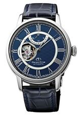 NEW ORIENT STAR Mechanical 22 Jewels Watch Semi Skeleton 100% from JAPAN F/S