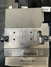 DUNGS MULTIBLOC MB-DLE 412 B01 S20 (231168) Gas Valve 230v