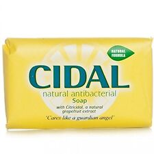 Cidal Natural Antibacterial Soap 125g