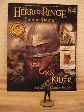 Herr der Ringe Sammelfigur: Ork - Killer (Nr. 84) +Heft ~de Agostini