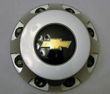 "CHEV SILVERADO 2500 3500 08-10 REAR TAKE OFF CENTER / HUB CAP 8 ST. 17""  9597805"