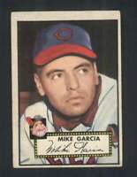 1952 Topps #272 Mike Garcia EX/EX+ Indians 109427