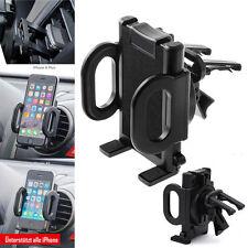 KFZ Auto Lüftungsgitter Luftgitter Handy Halterung Halter für Apple Samsung HTC