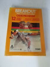 NEW  SEALED PAL VERSION BREAKOUT GAME WITH BOX FADING FOR ATARI 2600 NOT USA