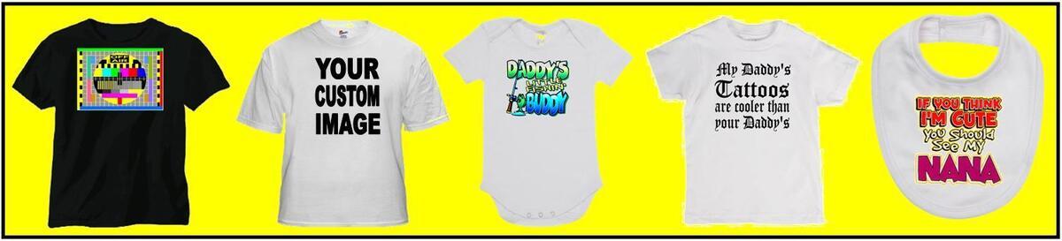 My Generation Tee Shirts