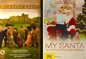 128??sealed-Downton Abbey- A Moorland Holiday R4 Dvd Super Rare?1??dvd