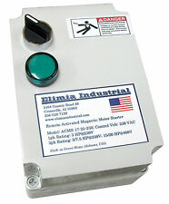 Elimia ACMS 17-25-240LC 7.5 HP 240V Air Compressor Motor Starter Nema 4X NEW!