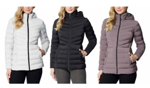 NEW!! 32 Degrees Heat Women's Hooded 4-Way Stretch Jacket Variety #272