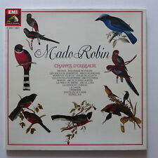 LP/ Mado Robin - Chants d'oiseaux