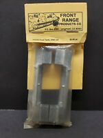Vintage Front Range Products # 0220 Fuel Tank, EMD 22' Pair HO Scale Metal