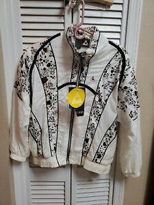 Vtg NWT 1980's 90's Le Coq Sportif Tennis Jacket sx Deadstock Nos