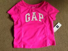 BNWT GAP Pink Sun Protection Rash Vest Swimming Top Size 3T 3 Years