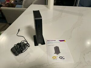 Netgear N300 WiFi Cable Modem Router - Model C3000