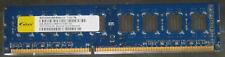 1 x 4GB ELIXIR DDR3 RAM 1333MHz PC3-10600U DIMM 240-pol. CL9 M2F4G64CB8HB5N-CG