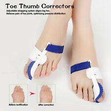 Big Toe Splint Straightener Corrector Bunion Hallux Valgus Orthopedic Braces US