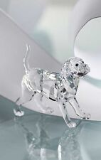 SWAROVSKI CRYSTAL BEAGLE DOG 5094725 MINT BOXED RETIRED RARE
